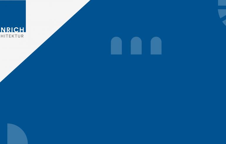 Henrich Logo Design