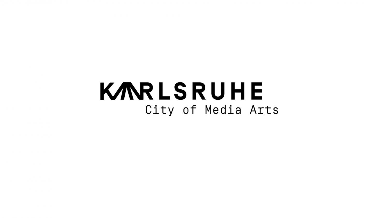 Karlsruhe City of Media Art mit Logoentwurf